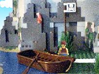 Lego Vanatoarea de Comori