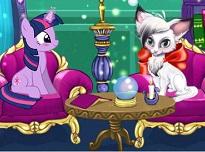 Magie cu Fynsy si Twilight Sparkle