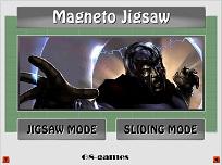 Magneto Puzzle
