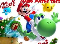 Mario Test de Matematica