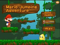 Sarituri cu Mario