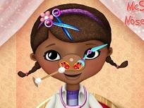 Doctorita Plusica Probleme la Nas