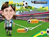 Messi Jonglerii cu Mingea
