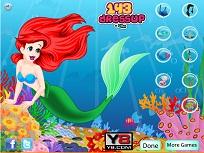 Mica Sirena de Imbracat