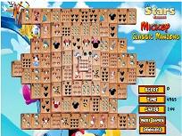 Mickey Mouse Mahjong
