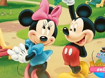 Mickey si Minnie Diferente