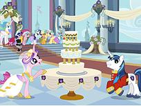 Micul Meu Ponei Tort de Nunta