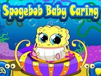 Micutul Spongebob de Ingrijit