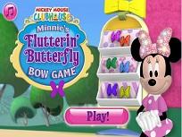 Minnie Mouse Prinde Fluturi