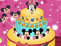 Minnie Mouse Tort Pentru Copii