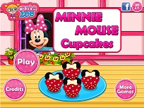 Minnie Mouse si Briosele