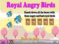 Minunatele Angry Birds