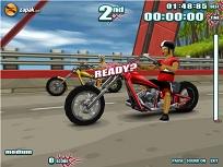 Curse cu Motociclete 3D