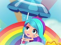 Vreau sa Arat ca un Curcubeu