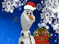 Olaf si Cadourile de Craciun