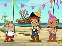 Petrecere cu Jake si Piratii