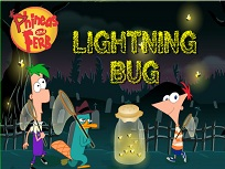 Phineas si Ferb Prind Licurici