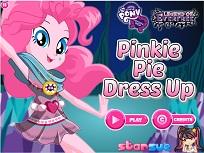 Simpatica Pinkie Pie de Imbracat