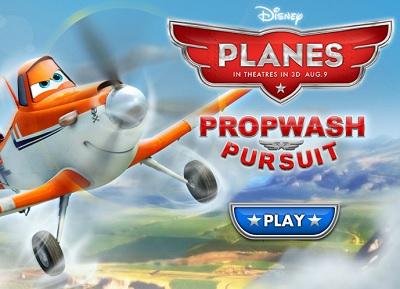 Avioanele Disney 3D