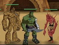 Gladiatorii de pe Planeta Hulk