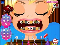 Polly Pocket Merge la Dentist