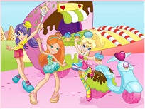 Polly Pocket Puzzle Mix