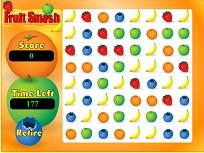 Potriveste Fructele