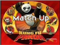 Potriveste Kung Fu Panda