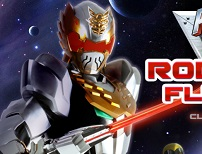 Power Rangers si Robo Knight