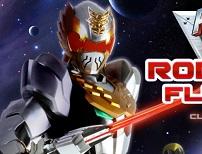 Power Rangers si Robo Knight