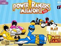 Power Rangers Impusca Drone
