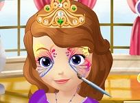 Printesa Sofia Picturi pe Fata