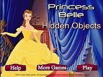 Printesa Bella Cauta Obiecte