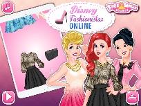 Printesele Disney Fashioniste Online