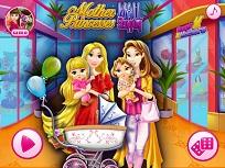 Printesele Mamici la Mall