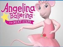 Puzzle cu Angelina Balerina
