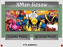 Puzzle cu Eroii X-Men