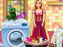 Rapunzel Spala Hainele