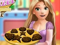 Rapunzel si Ciocolata