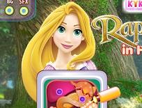 Rapunzel la Spital