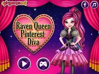 Raven Queen Diva Pinterest