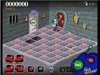 Robotul Mickey la Castel
