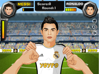 Ronaldo vs Messi: Balonul de Aur