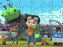 Rusty si Prietenii Puzzle