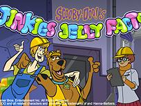 Scooby Doo Fabrica Jeleuri