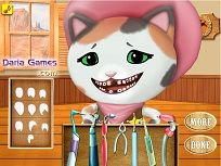Seriful Callie la Dentist