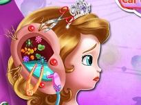 Sofia Probleme cu Urechea