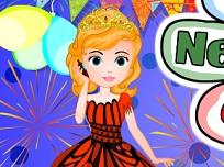 Sofia Intai Petrecerea de Anul Nou