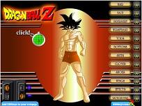 Son Goku de Imbracat