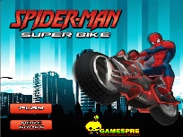 Spiderman Super Curse